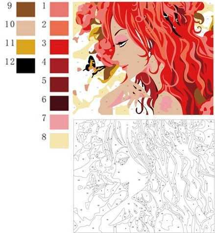 Free Paint By Numbers Templates For Adults About Products About